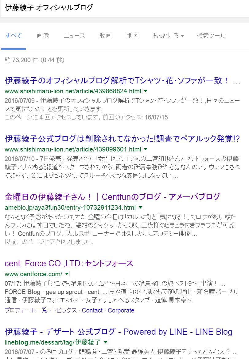 伊藤綾子 インスタ アカウント名